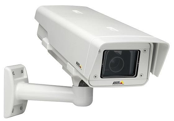 Ip-камера видеонаблюдения в стандартном исполнении axis p1353 (0523-001) доставка гмосква